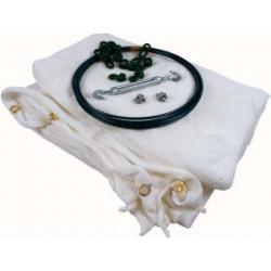 ERA Filet de Protection Standard Blanc H 3,2M