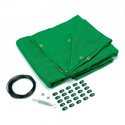 ERA Filet de Protection DELUXE Vert H 3,0M