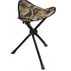 Chaise camo 3 pieds
