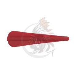 Plume plastique LARP Arrows
