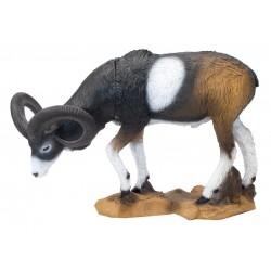 SRT Le mouflon qui broute