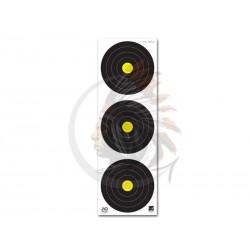 JVD Target Blasons Field 3X20 cm.