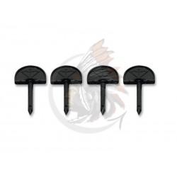 4 Target Pins
