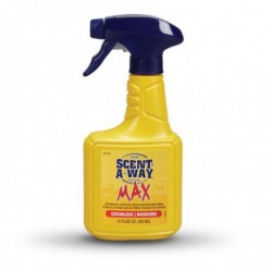 Spray destructeur d'odeurs Scent-A-Way Max Odorless