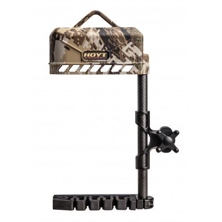 Hoyt Carquois D'arc Carbon Solo Shorty 1-Piece