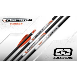 Tubes Carbone EASTON  SUPERDRIVE 23