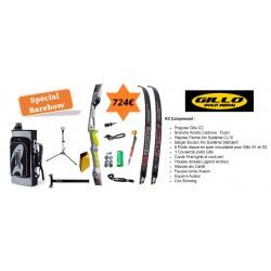 Kit Barebow G2 GILLO