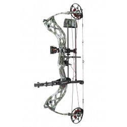 Bowtech Compound Bow Package CARBON ZION DLX