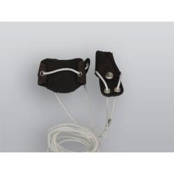Gompy Bandoir d'arc Limb-Tip Leather BSP-1