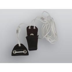 Gompy Bandoir d'arc Tip-Tip Leather BSP-2