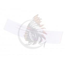Spin-Wing Adhésif plume Long