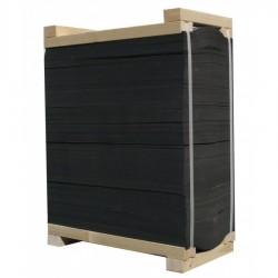 Cible mousse 90*90 avec cadre bois