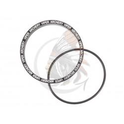 Viper Retainer + O-Ring Black