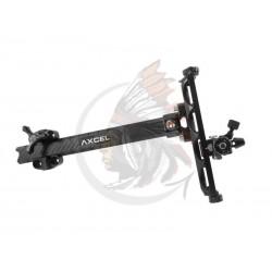 """Axcel Viseur Achieve XP Carbon Bar Recurve 9"""""""