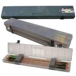 MTM Arrowcase COMPACT CLEAR SMOKE