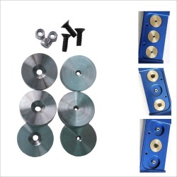 Gillo Weights Kit 6 Disk