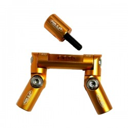 Gillo V-Bar 3 Axis with Bolt Gold