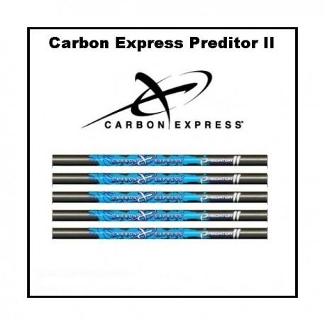 Carbon Express Tube Carbone  Predator II