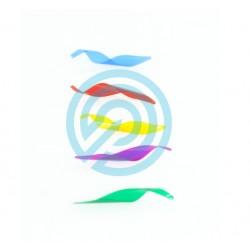EliVanes Plume Parabolic