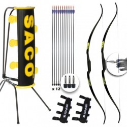 Kit Saco Snake 6 cibles