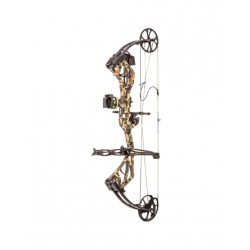 BEAR ompound Bow Package Whitetail Legend