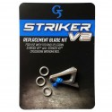 G5 Lames de rechanges Striker v2